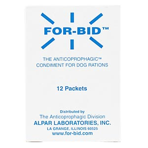 For-Bid (Anticoprophagic), 12 Packets