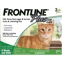 Frontline Plus for Cats, Green, 3 Pack