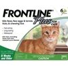 Frontline Plus for Cats, Green, 6 Pack