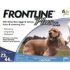 Frontline Plus for Dogs 23-44 lbs, Blue, 12 Pack