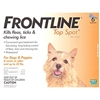 Frontline Top Spot for Dogs 0-22 lbs, Orange, 12 Pack