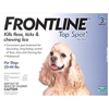 Frontline Top Spot for Dogs 23-44 lbs, Blue, 3 Pack