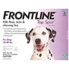 Frontline Top Spot for Dogs 45-88 lbs, Purple, 6 Pack