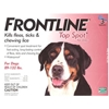 Frontline Top Spot for Dogs 89-132 lbs, Red, 3 Pack
