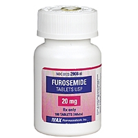 Salix Furosemide Diuretics For Dogs Cats And Horses