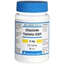 Glipizide 5 mg, 100 Tablets