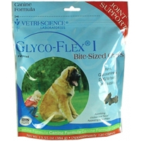 Glyco-Flex I Bite-Sized Chews, 120 Soft Chews