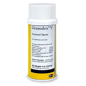 Granulex V Aerosol Spray, 4 oz