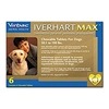 Iverhart Max for Dogs 51-100 lbs, Brown, 12 Pack