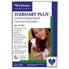 Iverhart Plus for Dogs 26-50 lbs, Green, 6 Pack