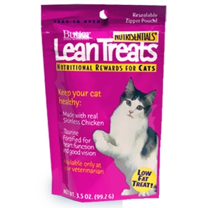 Lean Treats for Cats, 3.5 oz