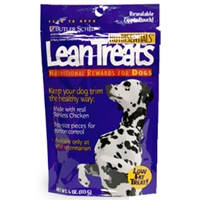 Lean Treats for Dogs, 4 oz