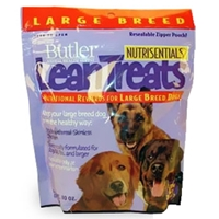 Lean Treats for Large Dogs, 10 oz, 8 Pack