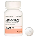 Lysodren 500 mg, 100 Tablets