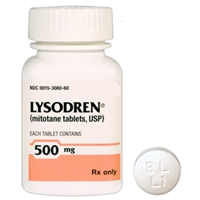Lysodren 500 mg, 15 Tablets