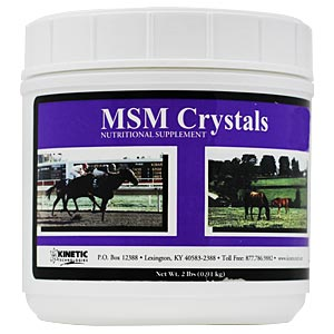 MSM Pure Crystals, 2 lbs