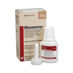 Mometamax Otic Suspension, 7.5 gm