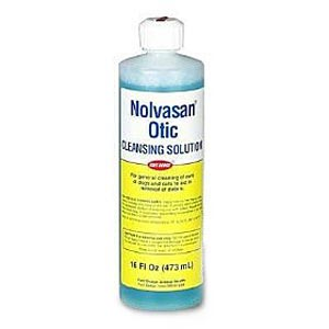 Nolvasan Otic Cleansing Solution, 16 oz