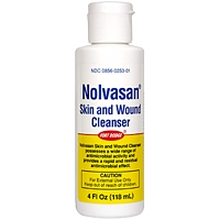 Nolvasan Skin and Wound Cleanser, 8 oz