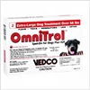 OmniTrol Spot-On for Dogs Plus IGR - Extra-Large Dog Treatment over 66 lbs, 2 Applications
