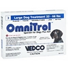 OmniTrol Spot-On for Dogs Plus IGR - Large Dog Treatment 33-66 lbs, 3 Applications