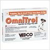 OmniTrol Spot-On for Dogs Plus IGR - Puppies, Toy & Small Dogs less than 33 lbs, 3 Applications