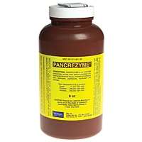 Pancrezyme Powder, 12 oz