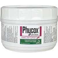 Phycox One, 60 Soft Chews Phycox for dogs, phycos soft chews, cheap Phycox for dogs, discount Phycox for dogs, joint supplement for dogs, dog joint supplement, Phycox for dogs 60 soft chews