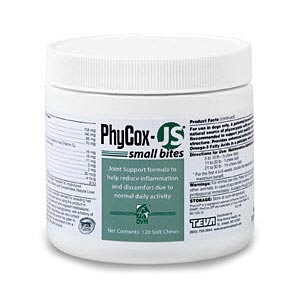 Phycox Small Bites, 120 Chews