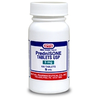 Prednisone 5 mg, 100 Tablets
