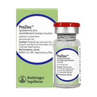 ProZinc Insulin For Cats, 40 IU/mL, 10mL Multidose Vial