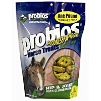 Probios Dog Treats Hip/Joint w/ Glucosamine, 1 lb