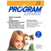 Program for Cats up to 10 lbs, Orange, Oral Suspension 6 Pack