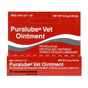 Puralube Vet Ointment, 1/8 oz