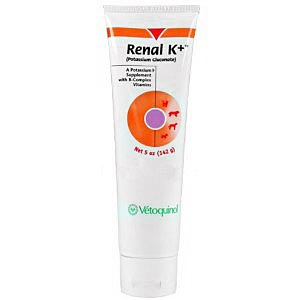 Renal K + (Potassium Gluconate) Gel, 5 oz