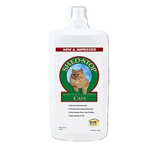 Shed-Stop Dietary Supplement for Cats and Kittens, 24 oz