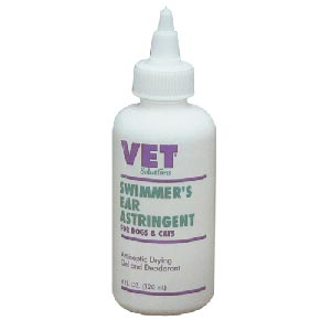 Swimmers Ear Astringent, 4 oz