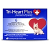 Tri-Heart Plus for Dogs up to 25 lbs, Blue, 12 Pack