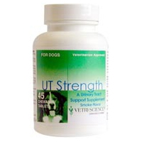 UT Strength STAT for Dogs, 45 Tablets