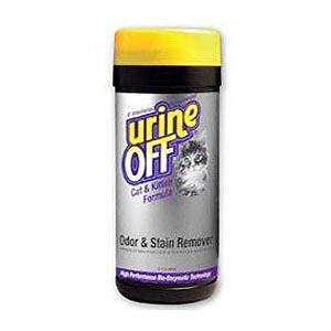Urine-Off Wipes, 35 Wipes for Cats and Kittens