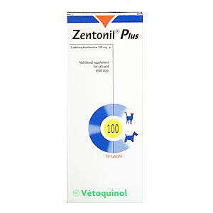 Zentonil Plus 100, 30 Tablets