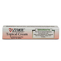 Zymox Topical Cream with Hydrocortisone 1.0%, 1 oz