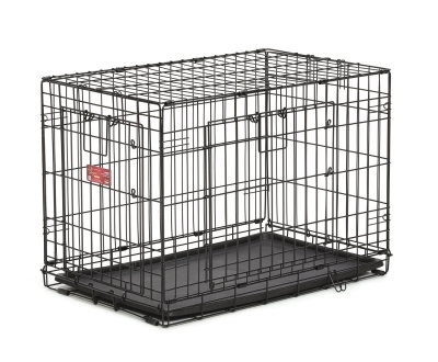 A.C.E. Crate Double Door 24X18X19