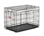 A.C.E. Crate Double Door 30X19X21