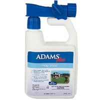 Adams Plus Yard Spray, 32 oz