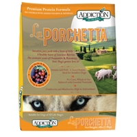 Addiction Dog Food La Porchetta, 20 lb