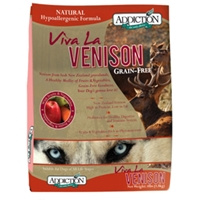 Addiction Dog Food Viva La Venison, 20 lb