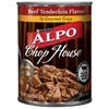 Alpo Chop House Beef Tenderloin, 13.2 oz - 24 Pack