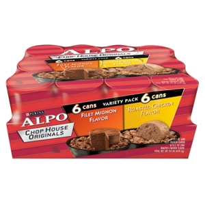 Alpo Chop House Originals Variety Pack, 12/13.2 oz