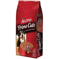 Alpo Prime Cuts Dog Food Beef, 47 lb